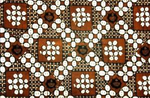 batik motif swastika