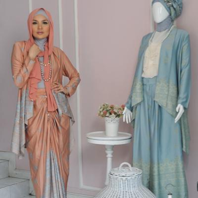 5 Koleksi Baju Pesta Muslimah Dari 5 Designer Ternama