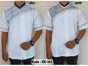 Koko Batik Bordir KK-163   Rp. 102,000