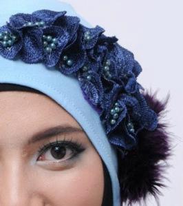cara-membuat-aksesoris-jilbab-1