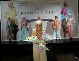 fashion show zaskiyah sungkar