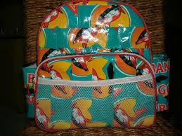 tas sekolah dari plastik bekas