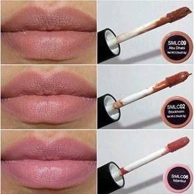 warna bibir gelap