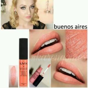 warna bibir mudah