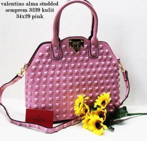valentino alma studded semprem 3239 kulit resell 210rb ready