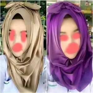 jilbab pocong