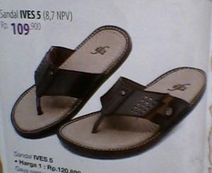 sandal ifa