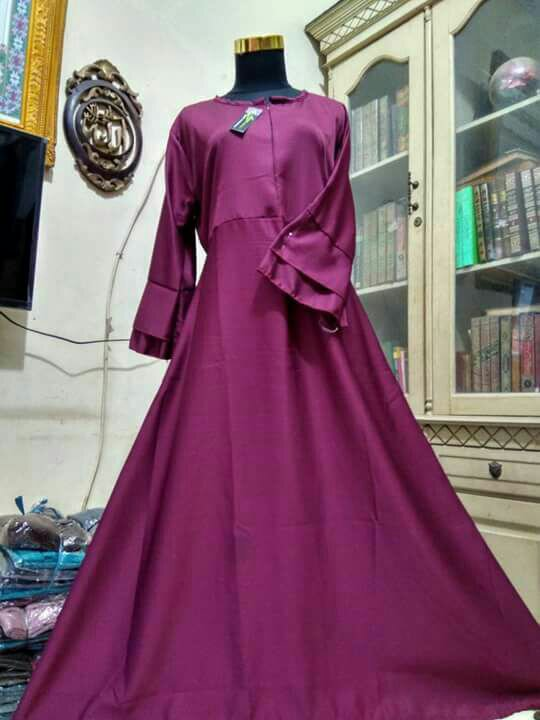 Gamis balotelly trompet
